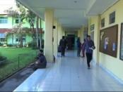 Suasana Rumah Sakit Sanjiwani Gianyar beberapa waktu lalu - foto: Catur/Koranjuri.com