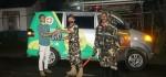 SMK Kesehatan Purworejo Bagi Ratusan Nasi Bungkus untuk Warga Terdampak Covid-19