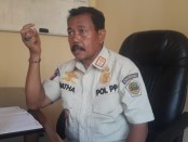 Kasatpol PP Kabupaten Gianyar, I Made Watha - foto: Catur/Koranjuri.com