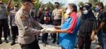 Gerebek Sembako dari Polres Purworejo untuk Buruh di Hari Buruh