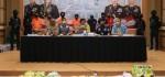 Dari 9 Tersangka, Polda Metro Jaya Amankan 46 Kg Sabu dan 65.000 Ekstasi