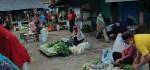 Pasar Tradisional Tak Luput dari Penataan Jarak Fisik antar Pedagang