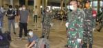 Pangdam Udayana Pantau Kedatangan PMI di Bandara dan Pelabuhan Benoa