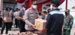 Polri Salurkan Bantuan, Polda Metro Jaya  Bagikan 26 Ribu Paket di DKI