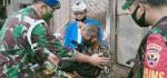 Dandenpom Denpasar Gandeng Komunitas Salurkan Bantuan ke Karangasem