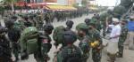 Kodam IX/Udayana Berangkatkan  Satgas Pamtas Papua
