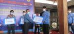 BPR BKK Karangmalang, Serahkan Bantuan CSR Dari Hasil Laba Usaha