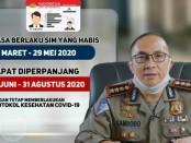 Direktur Lalu Lintas Polda Metro Jaya Kombes Sambodo Purnomo Yogo - foto: Istimewa