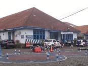 Kantor Satlantas Polres Purworejo - foto: Sujono/Koranjuri.com
