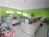 Pelaksanaan USK (Ujian Sertifikasi Kompetensi) di SMK Kesehatan Purworejo, Selasa (2/6/2020) - foto: Sujono/Koranjuri.com