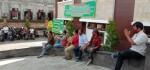 Puluhan Warga Desa Adat Pakudui Datangi Sidang Pelaba Pura di PN Gianyar