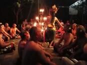 Pertunjukan tari Kecak di Ubud - foto: Koranjuri.com