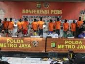 Tim gabungan dari Polres Metro Jakarta Utara dan Satgas Kemenhub RI, berhasil mengungkap sindikat pemalsuan sertifikat keterampilan pelaut yang telah beroperasi selama 3 tahun - foto: Istimewa