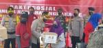 Wakapolda Metro Jaya Salurkan Bantuan untuk Warga Pulogadung