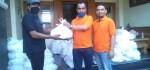 Relawan KPRI-1 Bagikan Sembako Untuk Warga Terdampak Pandemi Corona