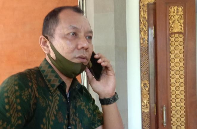 Kasatpol PP Provinsi Bali, Dewa Nyoman Rai Dharmadi - foto: Istimewa
