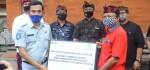 Jasa Raharja Salurkan Bahan Pangan Bantu Pemprov Bali Tangani Covid-19