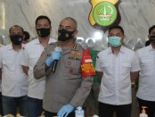 Dalam sepekan di bulan Juli, Satuan Narkoba Polres Metro Jakarta Barat mengungkap kejahatan narkoba - foto: Istimewa