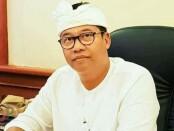 Ketua Harian Gugus Tugas Percepatan Penanganan (GTPP) Covid-19 Kabupaten Gianyar, I Made Wisnu Wijaya - foto: Catur/Koranjuri.com