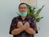 Juru Bicara Protokol Covid-19 Kabupaten Purworejo, dr Tolkha Amaruddin, Sp, THT, KL - foto: Sujono/Koranjuri.com