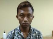 ARH, pecatan TNI yang ditangkap dalam kasus narkoba - foto: Istimewa