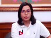 Menteri Keuangan Sri Mulyani Indrawati - foto: screenshot