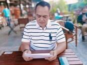 Ketua Lembaga Penyelamat Aset dan Anggaran Belanja Negara (Lapaan RI), BRM. Kusumo Putro - foto: Koranjuri.com