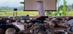 Lagi, Yoga Massal di Ubud Dibubarkan, 2 Warga Rusia Disanksi Deportasi
