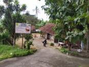 Suasana di Rumah Pemotongan Hewan (RPH) Abianbase Gianyar yang sering dijadikan sebagai tempat pemotongan hewan kurban, Selasa (28/7/2020) - foto: Catur/Koranjuri.com