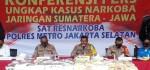 Polisi Bongkar 131 Kg Sabu-sabu dari Pengedar Jaringan Sumatera-Jawa-Jakarta