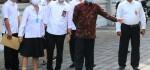 Sekda dan Kadispora Bali Tinjau Kesiapan Sekolah Sambut Tatanan Hidup Baru