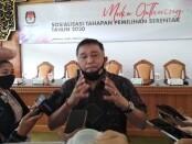 Ketua KPU Bali, I Dewa Agung Gede Lidartawan - foto: Koranjuri.com
