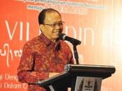 Gubernur Bali Wayan Koster secara resmi membuka Musyawarah Provinsi (Musprov) VII Kamar Dagang dan Industri (Kadin) Provinsi Bali di The Trans Resort Hotel, Badung, Sabtu (8/8/2020) - foto: Istimewa