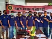 Raker Pena NTT Bali pengurus periode 2020-2023 - foto: Istimewa