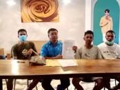 Remaja asal Kabupaten Flores Timur akhirnya meminta pendampingan hukum dari Divisi Advokasi dan Hukum PENA NTT Bali - foto: Istimewa