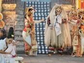 Pementasan virtual bertajuk 'Bali Live in Nature' - foto: Istimewa