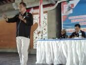 Wakil Ketua Bidang Organisasi Persatuan Wartawan Indonesia (PWI) Provinsi Bali Emanuel Dewata Oja (Edo) yang juga ketua Serikat Media Siber Indonesia (SMSI) Provinsi Bali - foto: Koranjuri.com