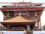 Gedung Majelis Desa Adat Provinsi Bali selesai dibangun dan diresmikan melalui upacara melaspas, Rabu, 2 September 2020 - foto: Istimewa