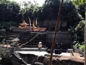 Pura Beji Pancoran Solas di Desa Adat Guwang, Kecamatan Sukawati Gianyar - foto: Catur/Koranjuri.com