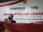 Deputi Komunikasi dan lnformasi Badan Intelejen Nasional (BIN) Wawan Hari Purwanto - foto: Koranjuri.com