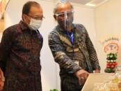 Gubernur Bali Wayan Koster Hadiri MICE 'Naker Tanggap Covid 2020' di Nusa Dua Convention Center (BNDCC) Nusa Dua, Bali mulai 11-13 September 2020 - foto: Istimewa