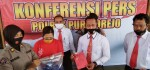 Sembunyikan Sabu-sabu Dalam BH, Pengusaha Bibit Diamankan Polisi