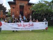 Peserta Edutrips We Love Bali Trip 2 Program 2 dengan tujuan Denpasar-Tabanan-Jembrana-Denpasar - foto: Istimewa