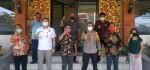 Kapolresta Denpasar Ajak IKKB Perangi Narkoba dan Kampanyekan Prokes Covid-19