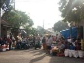 Suasana di Pasar Sukawati - foto: Koranjuri.com