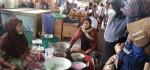 Di Pasar Kemiri, Ibu-ibu Pedagang Doakan Yuli Hastuti Menang Lagi