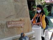 Penerapan protokol kesehatan di industri pariwisata Bali dalam menjamin kenyamanan dan keselamatan wisatawan di masa pandemi covid-19 - foto: Koranjuri.com