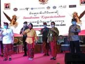 Simakrama Kepariwisataan Ke-6 atau terakhir diadakan di Kabupaten Buleleng, Jumat (30/10/2020) - foto: Totok Waluyo/Koranjuri.com
