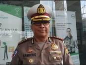 Direktur Lalu Lintas Polda Metro Jaya Komisaris Besar Polisi Sambodo Purnomo - foto: Bob/Koranjuri.com