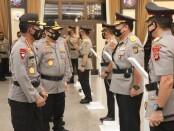 Kapolri Jenderal Idham Aziz melantik Pati/Pamen Polri untuk menduduki jabatan baru, Jumat, 20 November 2020 - foto: Istimewa